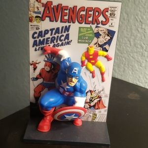 Loot Crate Captain America Stand